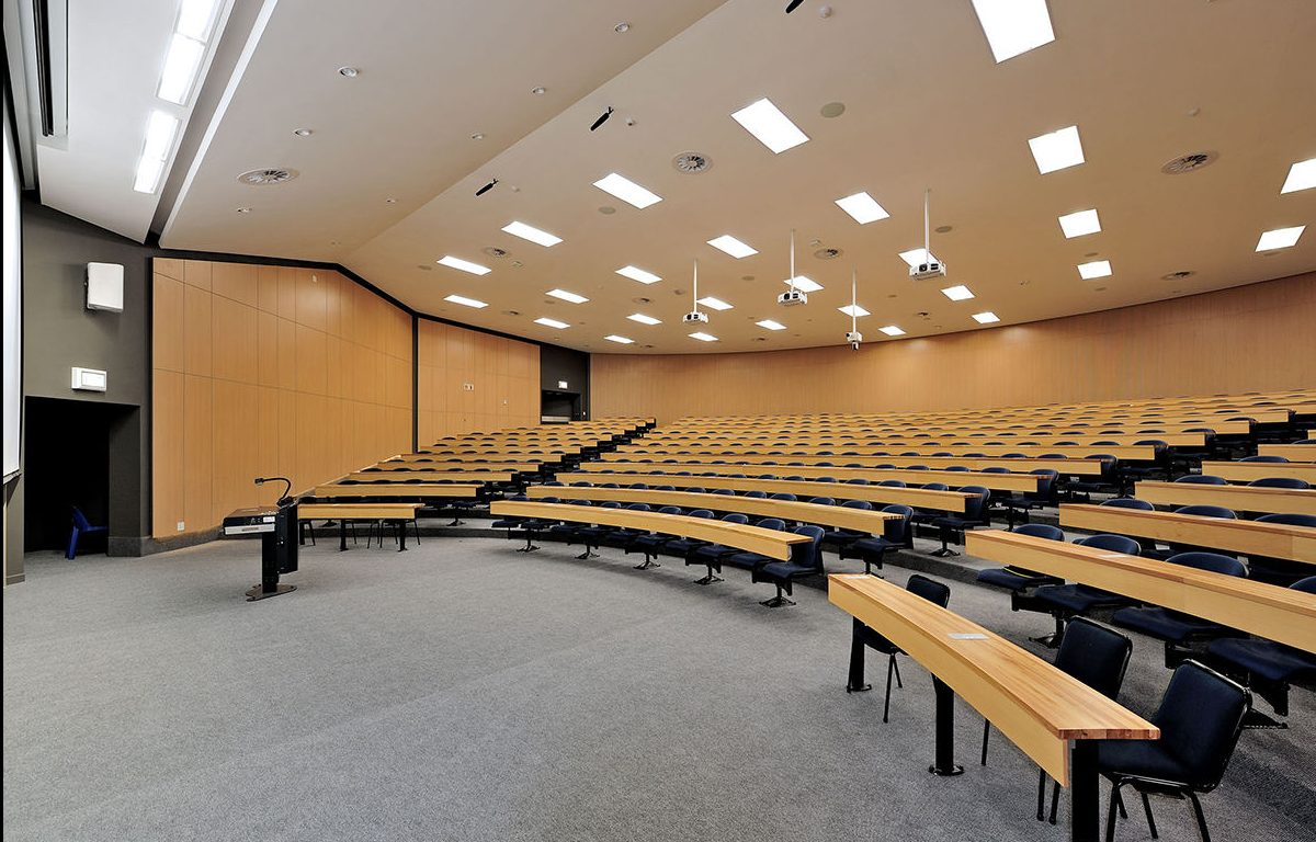 Lecture Theatre Uct Henry Fagan Amp Partners